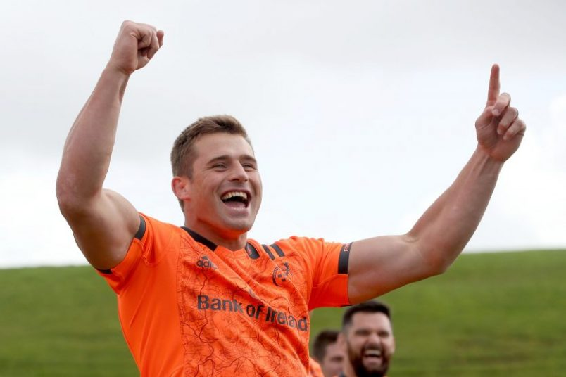 Stander Signs Three-Year Contract