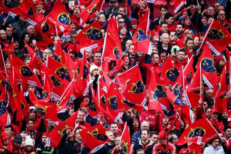Munster v Leinster Sold Out