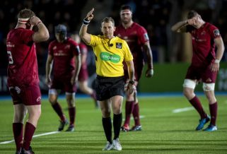 Referee Appointment for Champions Cup QF