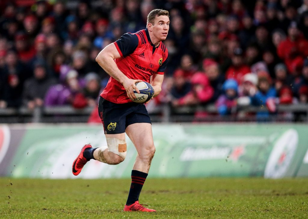 Chris Farrell ruled out through long-term injury.