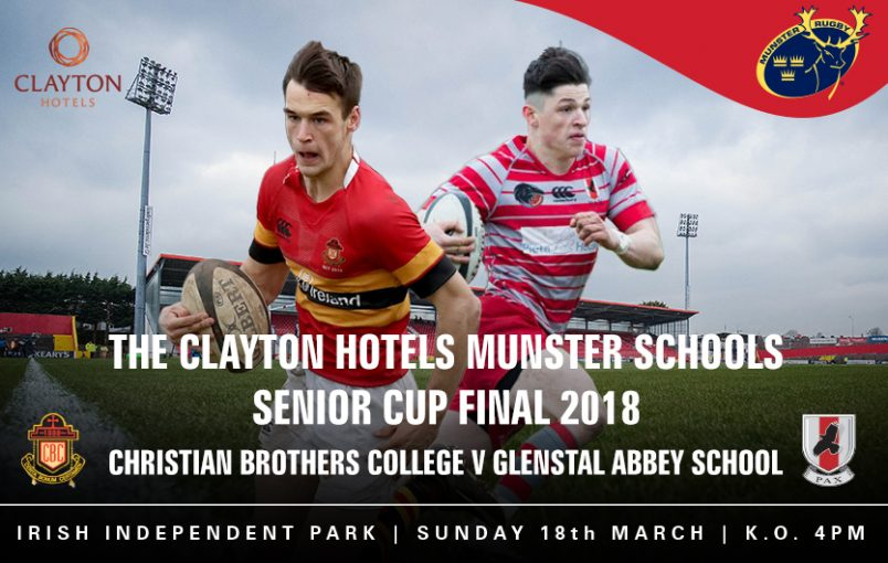 Matchday Information For Clayton Hotels Schools Senior Cup Final