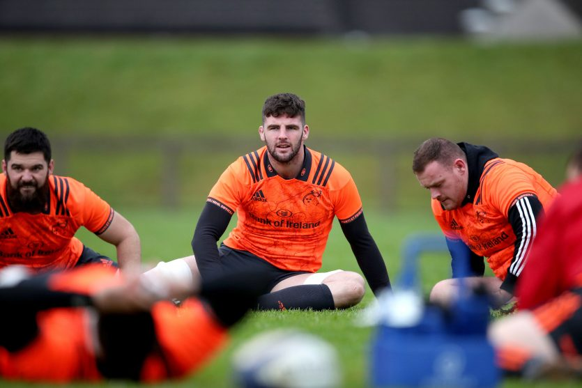 Sean O'Connor looks ahead to Leinster A v Munster A.