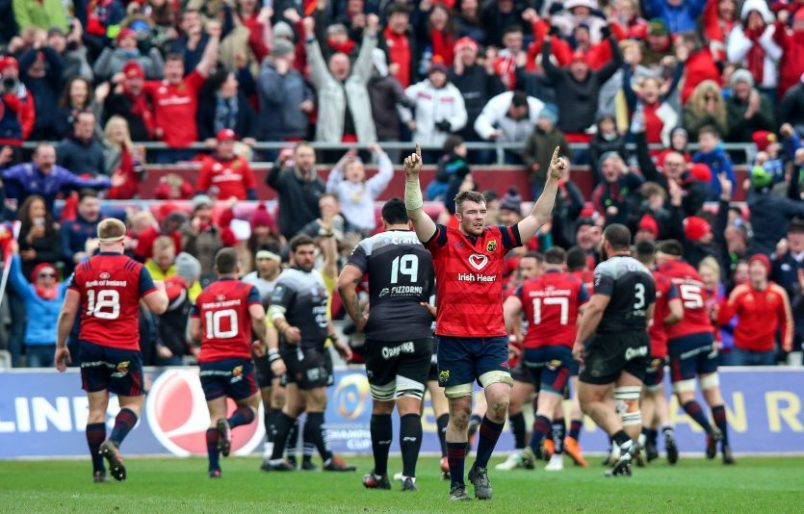 Highlights, Reaction & Gallery | Munster v RC Toulon