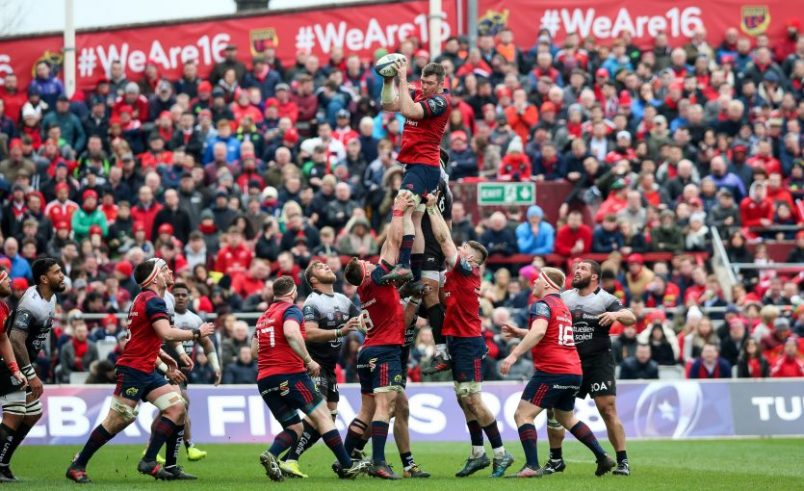 Tickets On Sale | Racing 92 v Munster #BordeauxBound