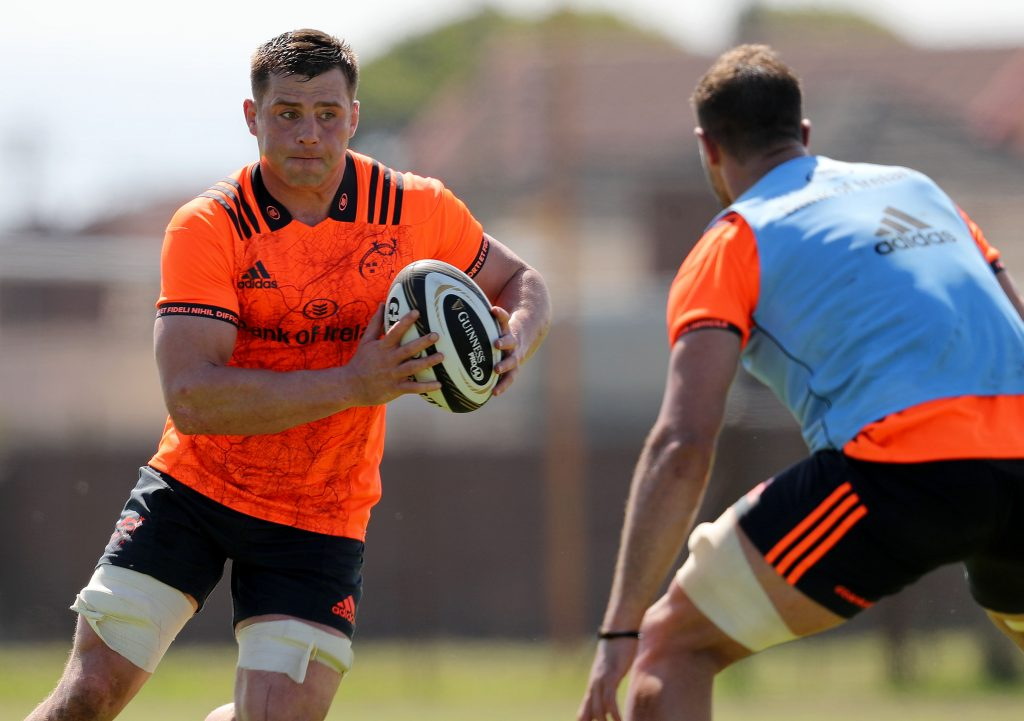 CJ Stander to captain Munster in his hometown of George.