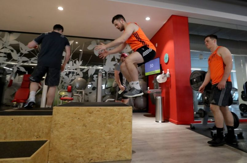 Gallery   Gym Session In South Africa