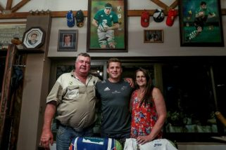 Video & Gallery | Munster In South Africa