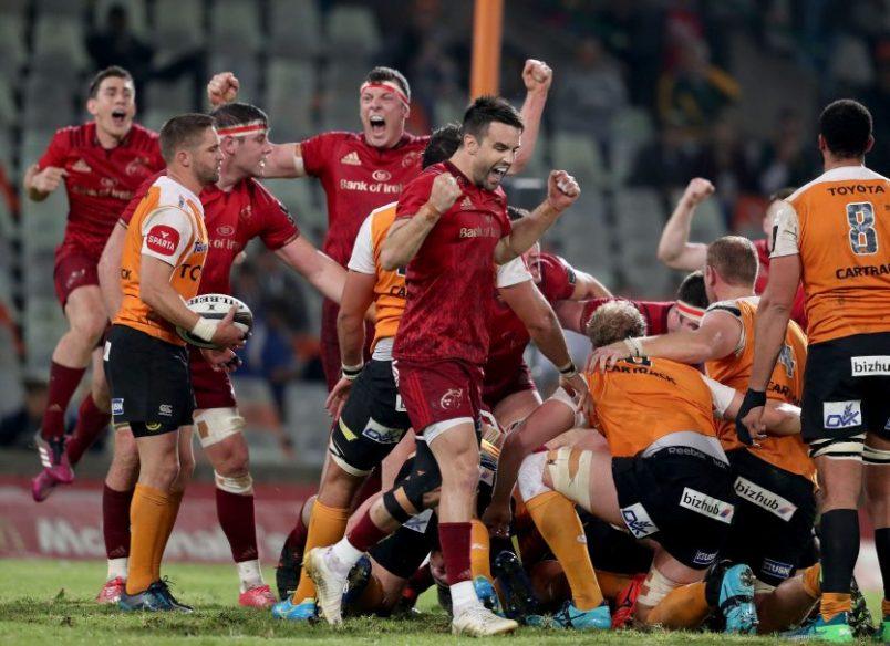 Reaction, Highlights & Pics | Cheetahs v Munster