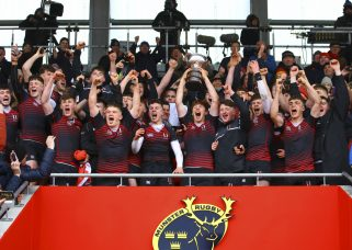 WIN | Munster Moment of the Month – March 2018