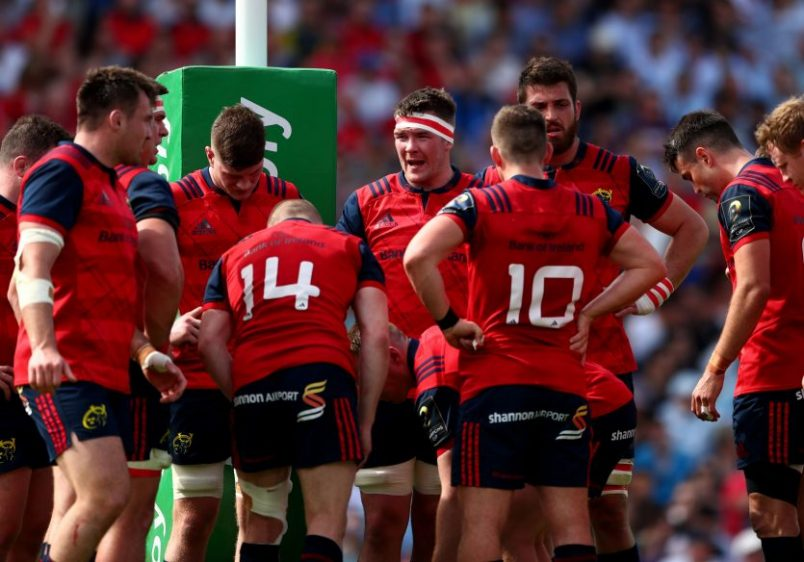 Munster's Champions Cup Dream Ends In Bordeaux