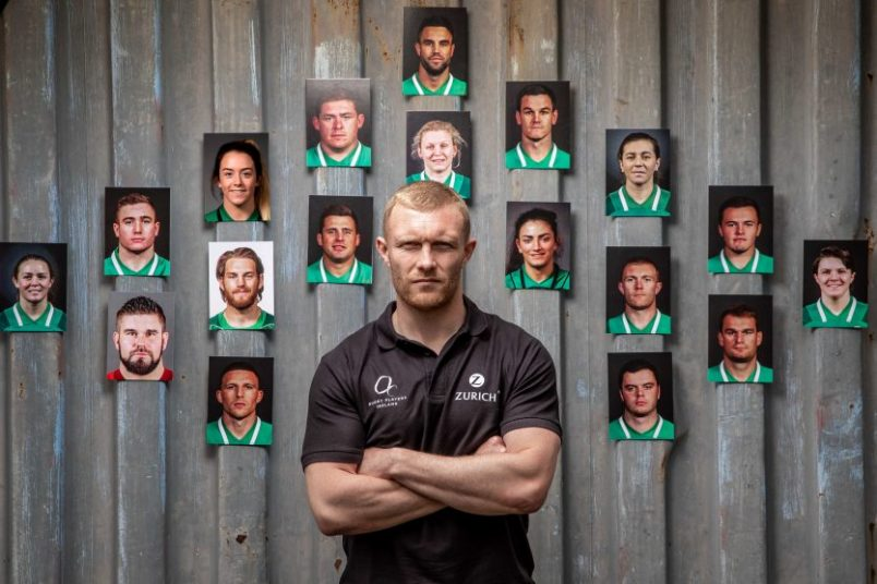 Rugby Players Ireland Awards