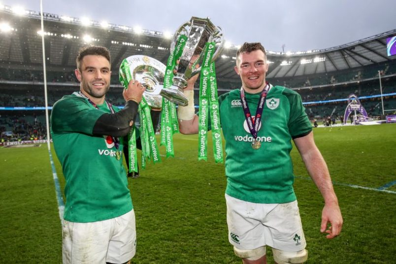 Six Nations Trophies Tour Clubs & Schools Across The Province