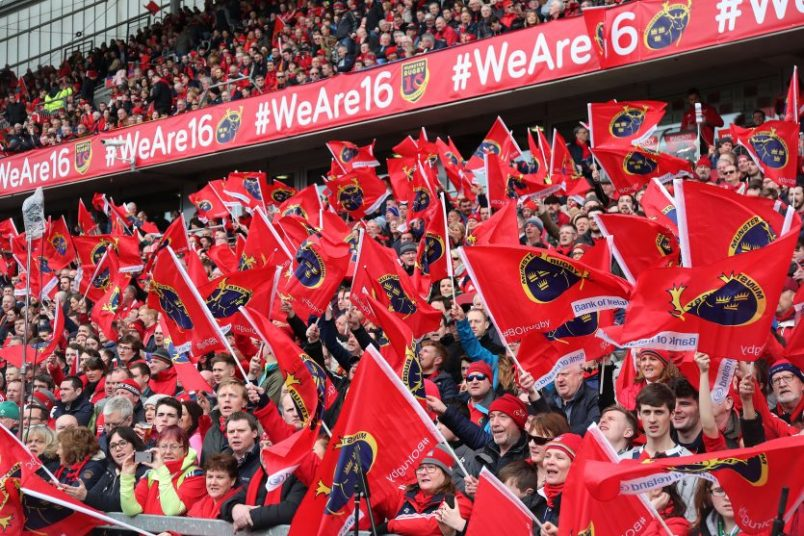 Quiz | Win A Family Pack Of Tickets To Munster v Edinburgh
