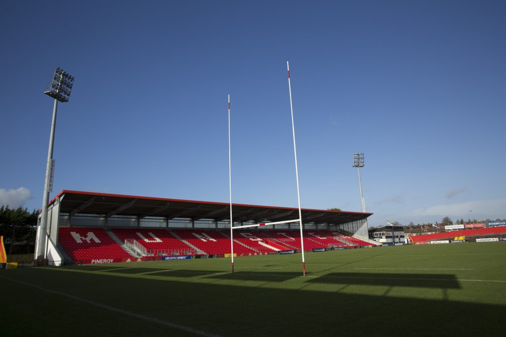 Irish Independent Park will host both the Cork Charity Cup and Cork Charity Shield Finals this weekend.