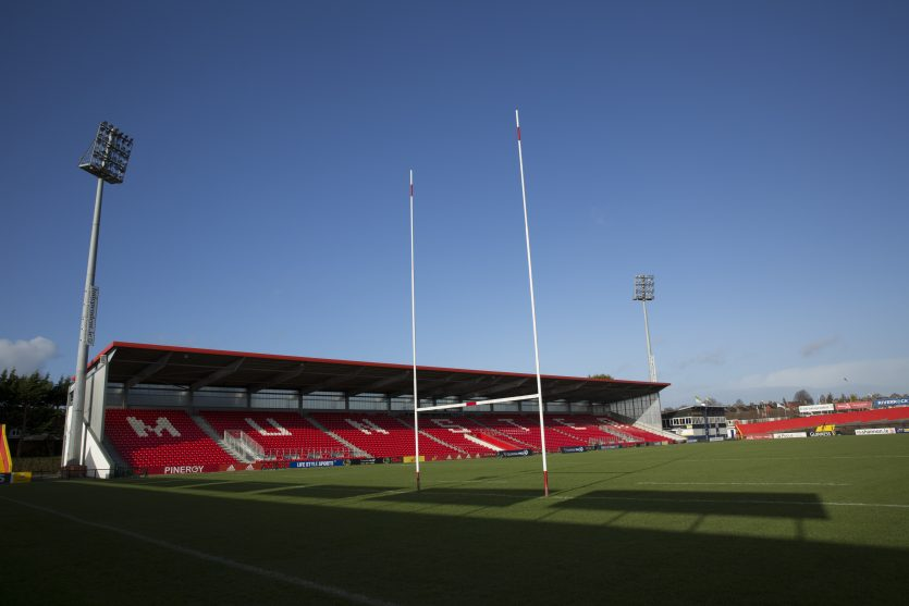 The proposed new facility will be based in Irish Independent Park.
