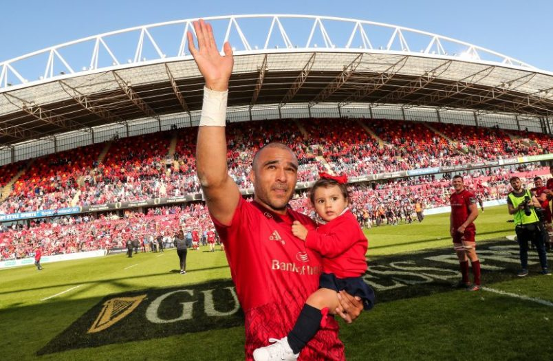 Video | Robin Copeland And Simon Zebo Interviews & Earls Try