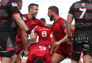 Munster Into PRO14 Semi-Finals After Edging Out Edinburgh