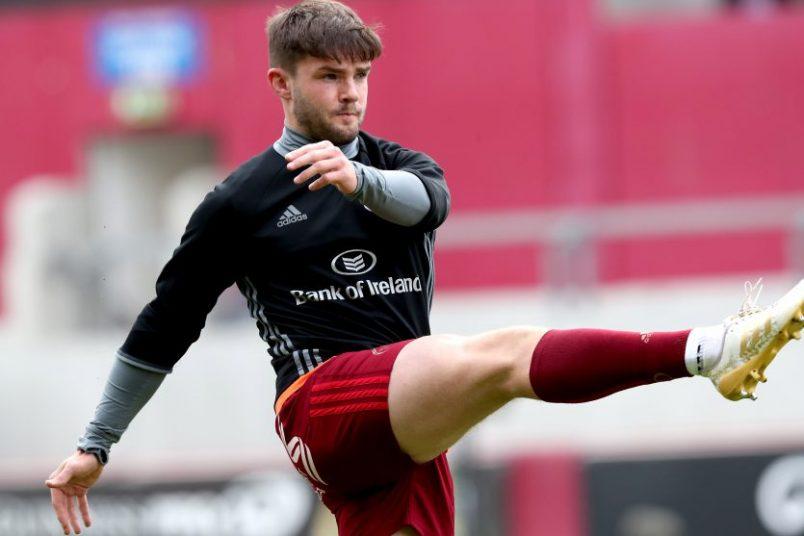 Munster A/Development Team Named For Ireland U20s Clash