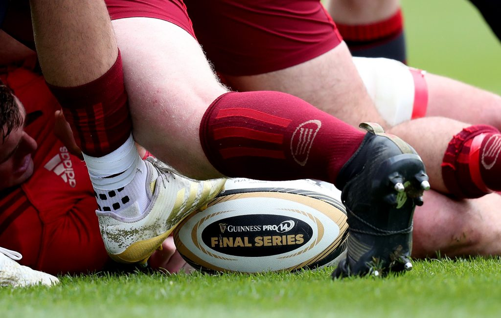 Munster will face Leinster in the Guinness PRO14 Semi-Final