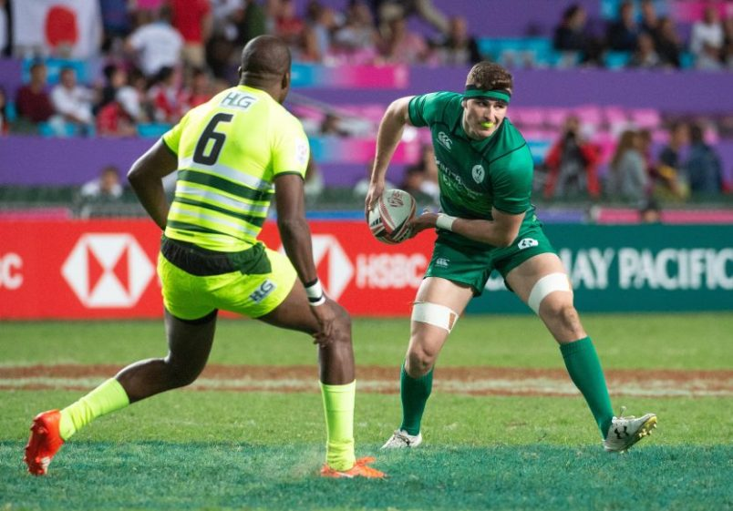 Ireland Men's 7s Squad Confirmed For Moscow 7s