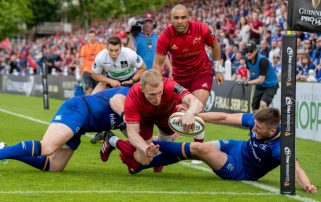 Munster Lose Semi-Final To Leinster By A Point