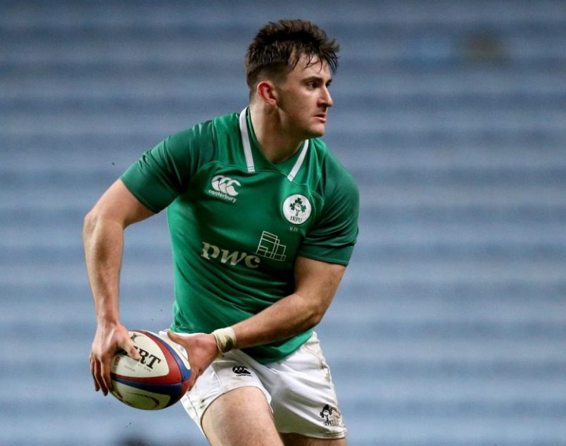 Six Munster Players In Ireland U20 Squad For World Rugby U20 Championships
