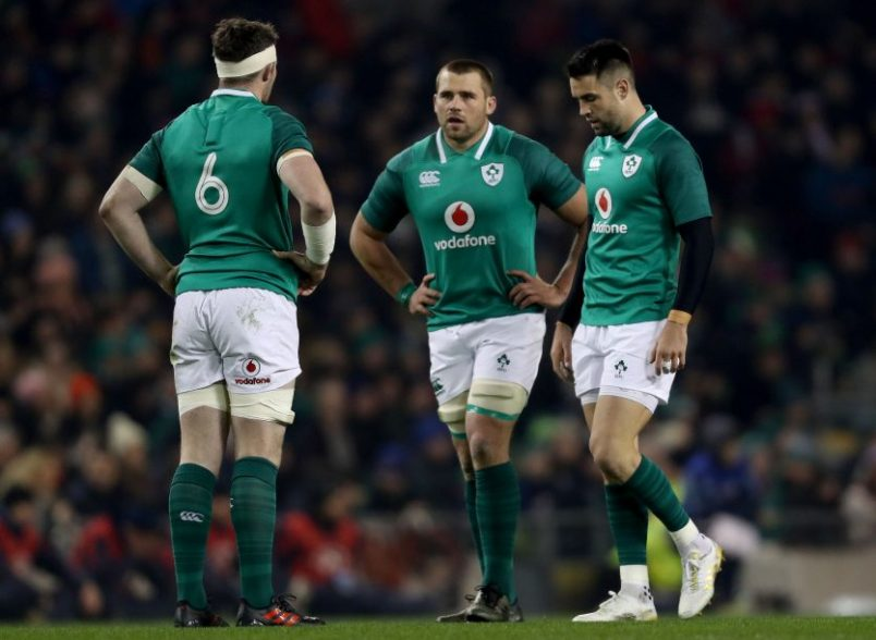Six Munster Players In Ireland Squad For Australia Tour