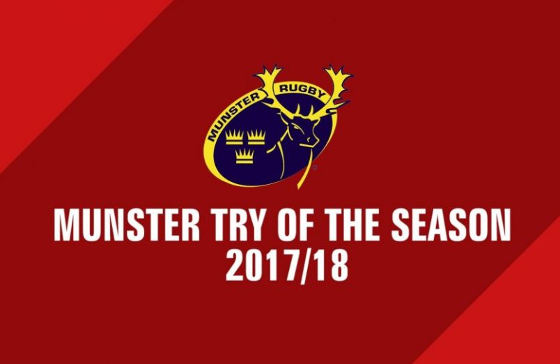 Video | Munster Try Of The Season