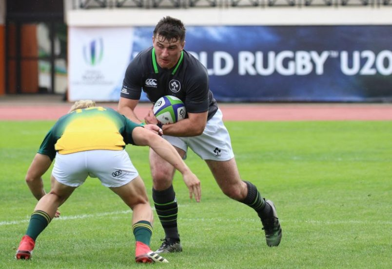 Ireland U20s Lose To South Africa