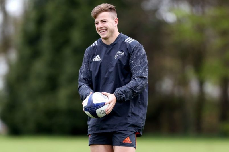 McHenry In Line For Ireland Sevens Debut At Paris 7s