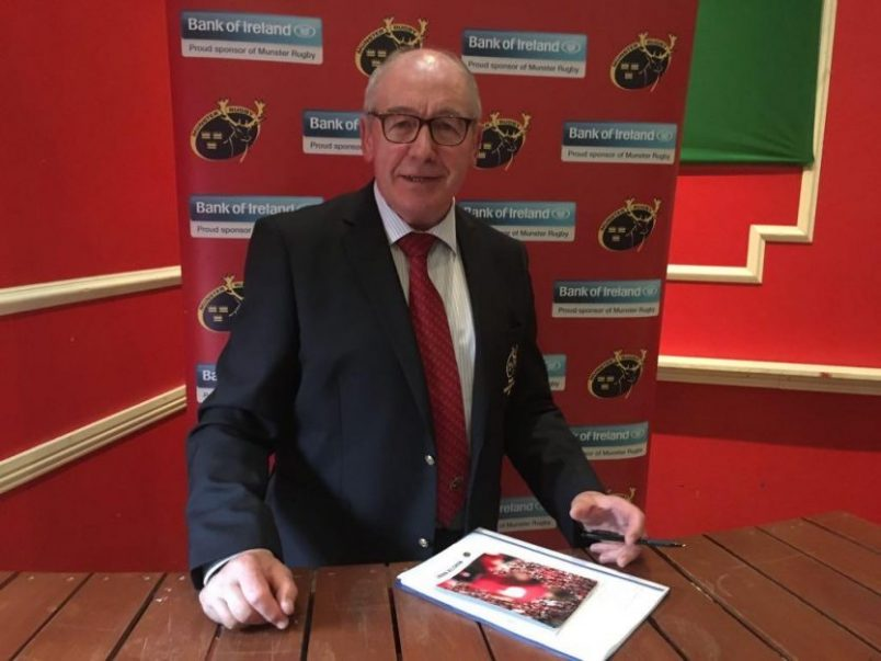 Ger Malone Elected Munster Rugby President