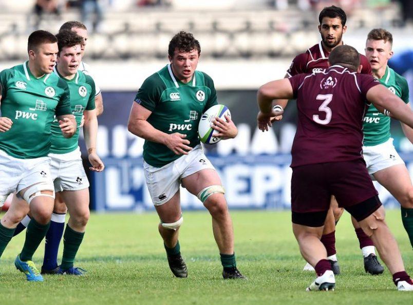 Ireland U20s Fall To Georgia Defeat