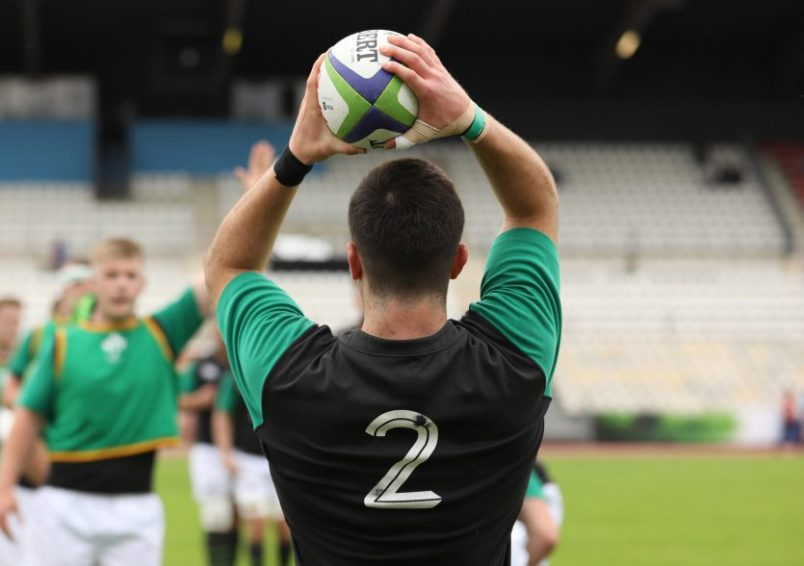 Ireland U20 Squad Named For Scotland
