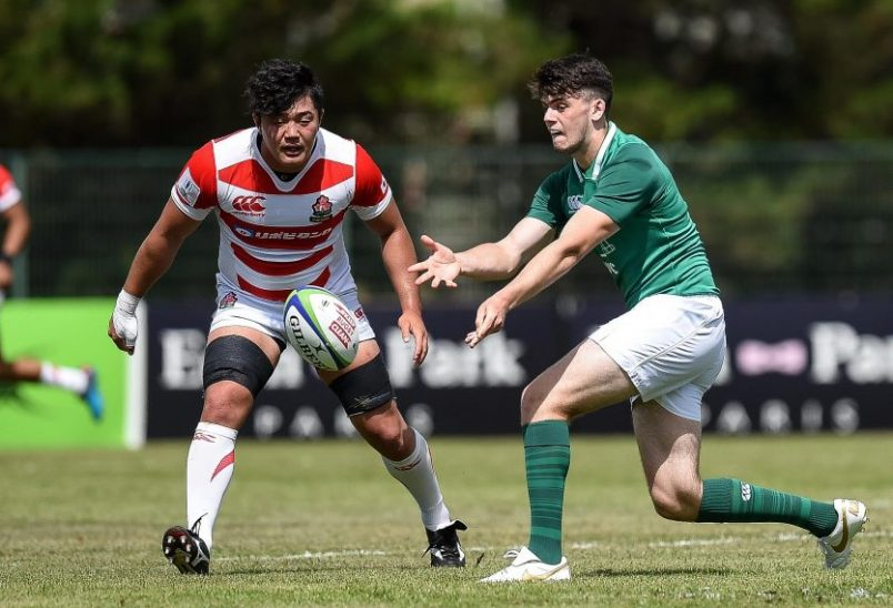 Ireland U20s Secure World Championship Status