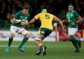 Ireland Team Named For Series Decider