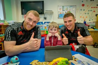 Applications Open For Munster Rugby Charity Partner