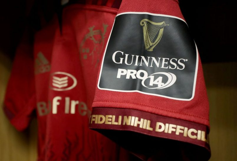 Munster start the Guinness PRO14 season against Cheetahs at Thomond Park.