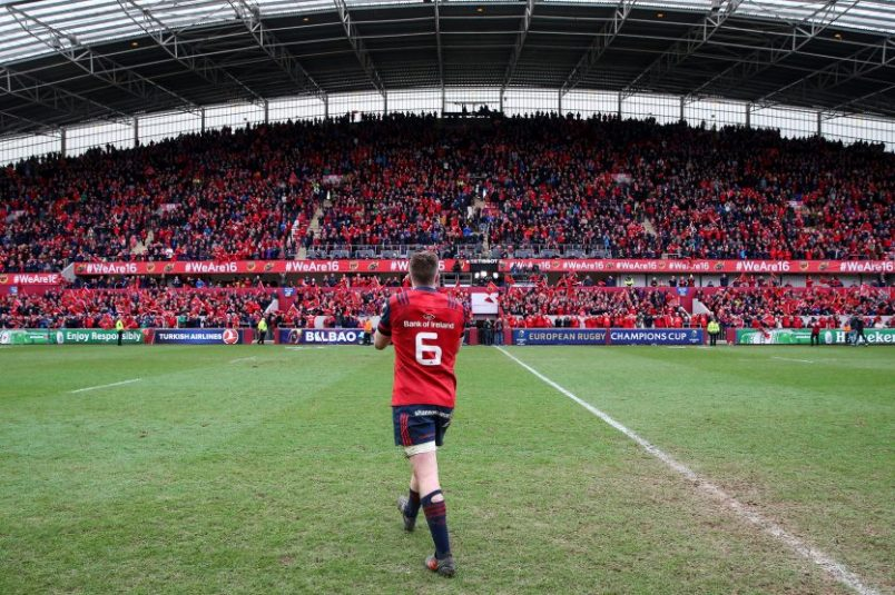 Munster Rugby | Munster's Champions Cup Fixtures Confirmed