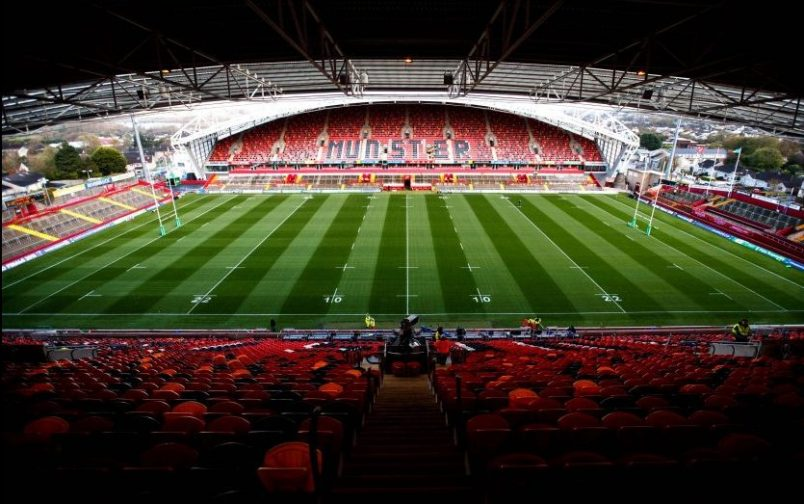 Thomond Park hosts Munster v Cheetahs this Saturday evening.