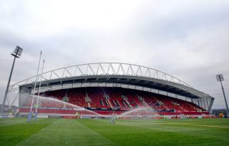 Guinness PRO14 returns to Thomond Park this Saturday.