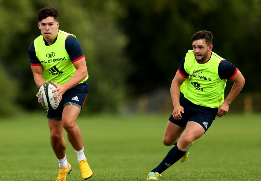 Alex Wootton and Bill Johnston both start for Munster A against Connacht.