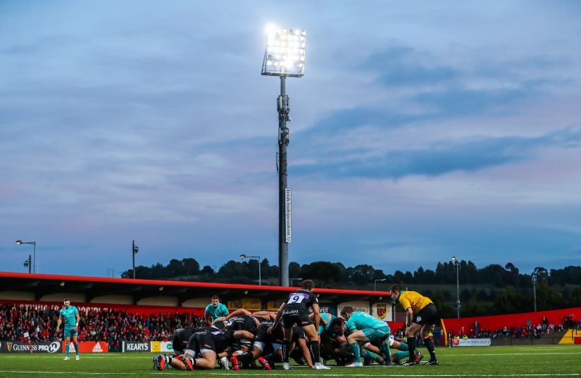 Munster host Ospreys for Friday Night Light.