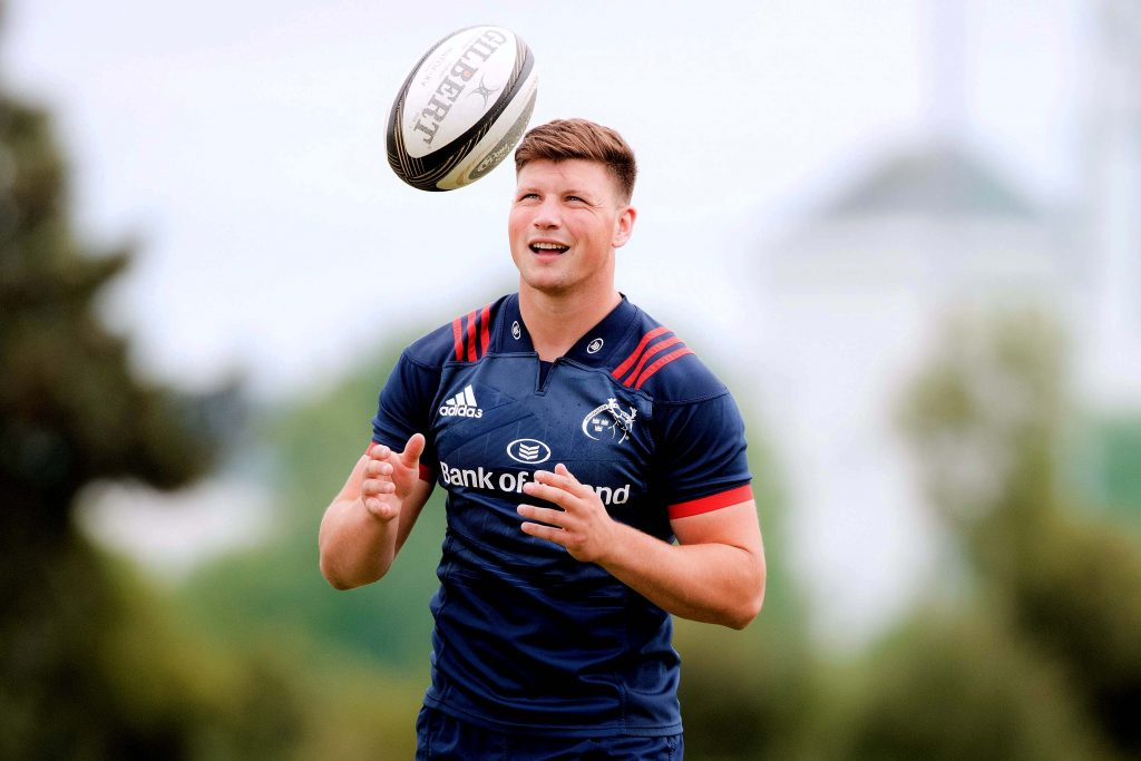 Fineen Wycherley to captain Munster A