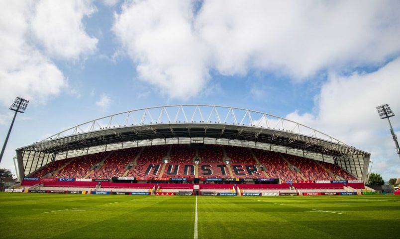 Extra seating will be installed at Thomond Park.