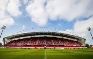 Thomond Park hosts two games over the next three weeks.