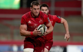 CJ Stander will make his 120th appearance for Munster at Thomond Park on Saturday.
