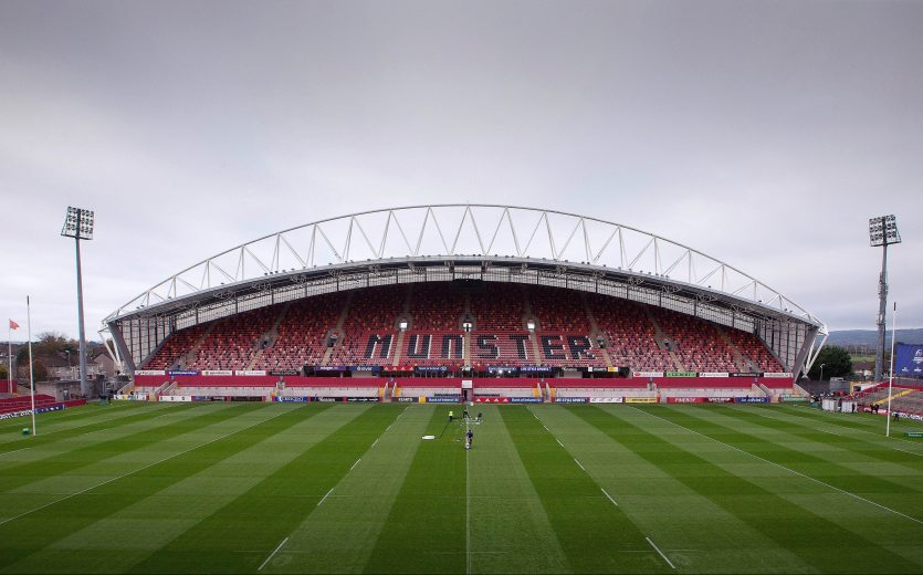 Champions Cup rugby returns to Thomond Park next month.