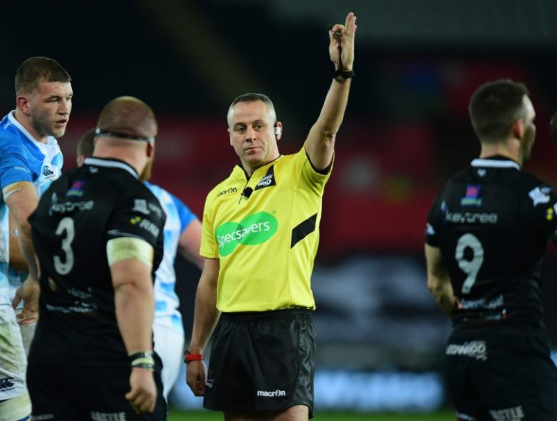 Lacey will take up a high performance referee coaching and talent identification role with the IRFU