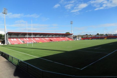 Irish Independent Park hosts Munster v Edinburgh and the Ireland U20s fixtures versus England and France.
