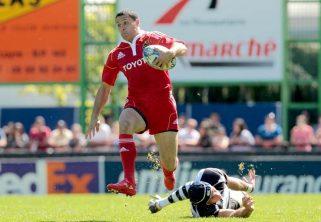 Amlin Challenge Cup Quarter-Final – Brive v Munster 09.04.11